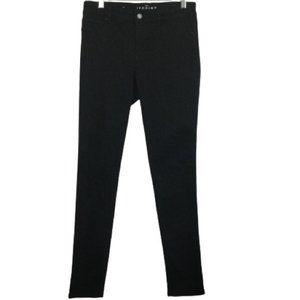 White House Black Market The Jegging Jean in Black